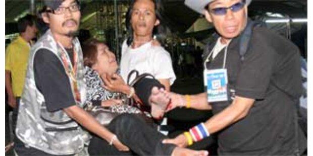 Ein Toter nach Explosion in Bangkok