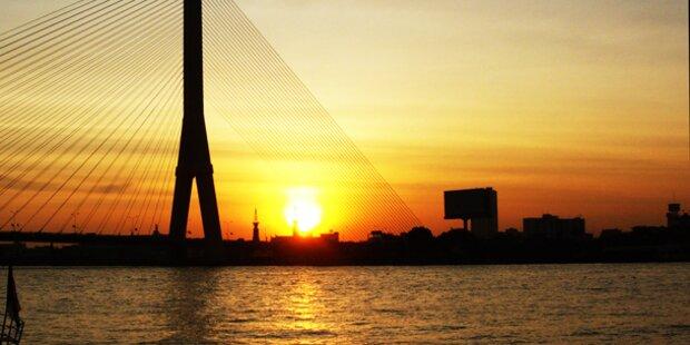 Die 10 beliebtesten Städte der Welt