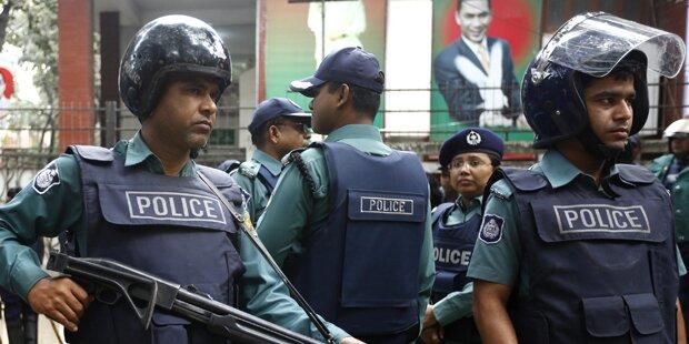 Anschlag in Bangladesch: Mindestens drei Tote