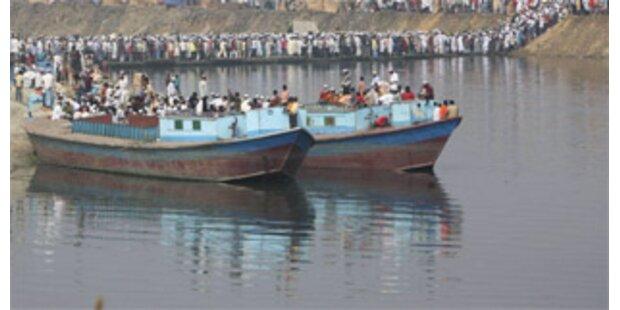 50 Vermisste nach Fährunglück in Bangladesch