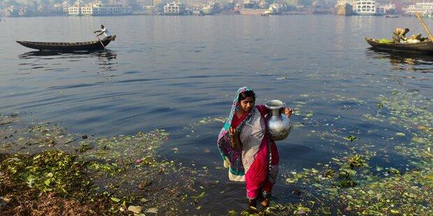 20 Millionen trinken arsenhaltiges Wasser