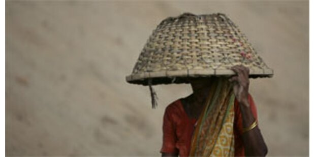 Bangladeschs Bettler fordern Mindestlohn