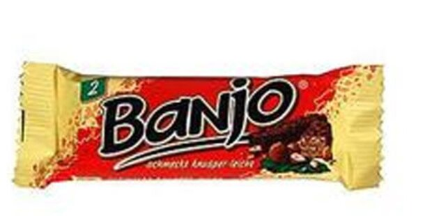 Mars ruft Banjo-Riegel zurück