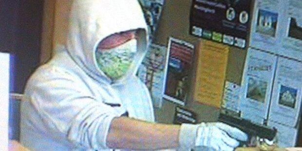 Bewaffneter Banküberfall in St. Pölten
