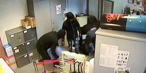 Brutaler Banküberfall in Salzburg