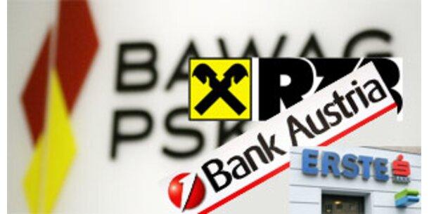 Zahl der Banken in Österreich gesunken
