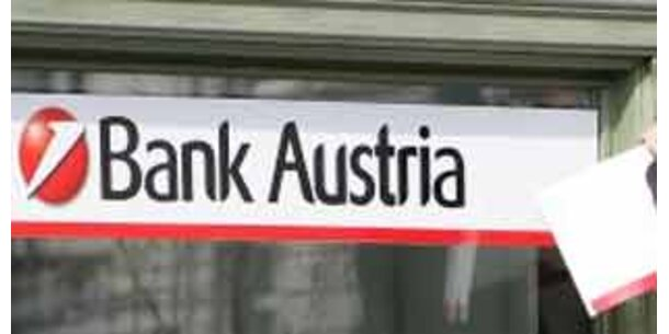 300 Jobs bei der Bank Austria gefährdet