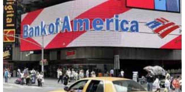 Bank of America streicht 3.000 Jobs
