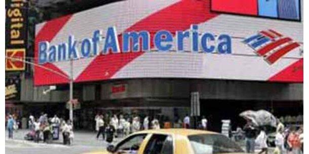 Millionenbuße für Bank of America