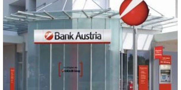 Bank Austria legt Immo-Verkauf auf Eis