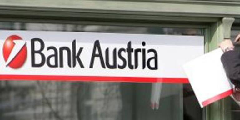 Bank Austria mit ein Drittel weniger Gewinn