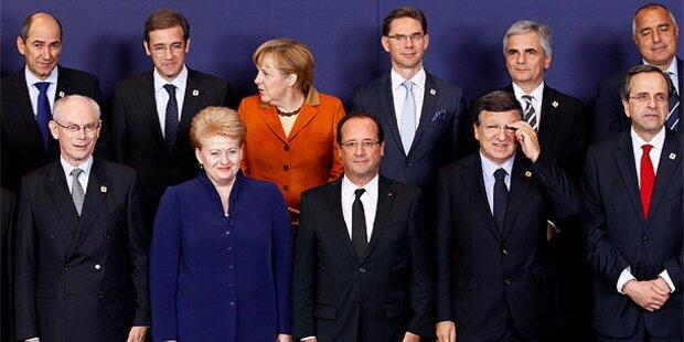 EU-Gipfel einigt sich auf Bankenaufsicht