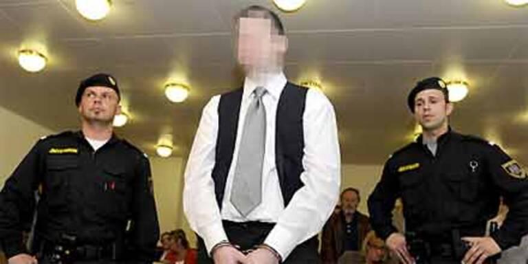 """Bankerin erstochen: """"Keine Angst bekommen"""""""