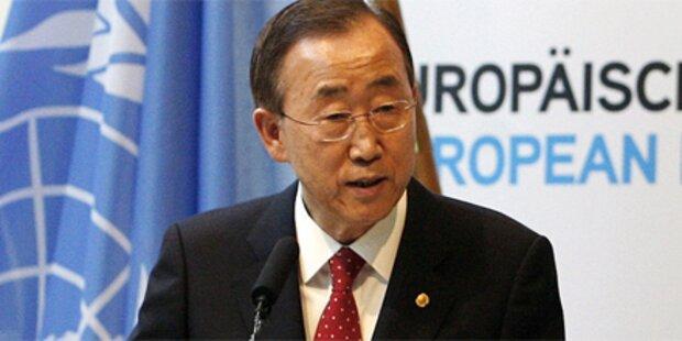 UN-Chef fordert härteren Kampf gegen Armut