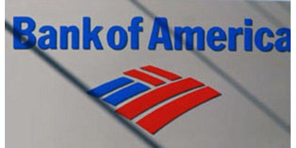 Bank of America streicht 35.000 Stellen
