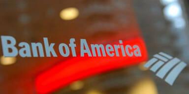 Bank of America-Aktien stürzen ab