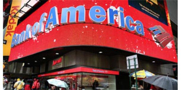 Bank of America erhält neue 20-Mrd-Dollar-Spritze
