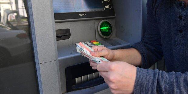 Der Bankomat feiert sein 50-jähriges Jubiläum
