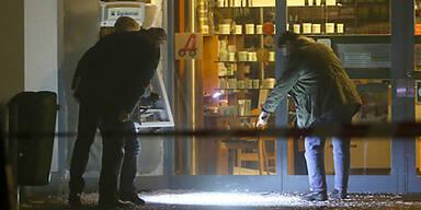 Nach Bankomat-Sprengung schweigt Polizei