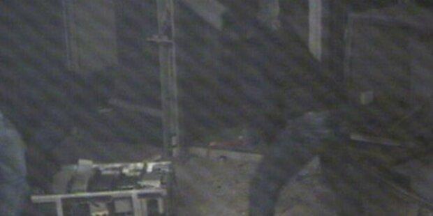 Bankomat-Gangster schlugen wieder zu