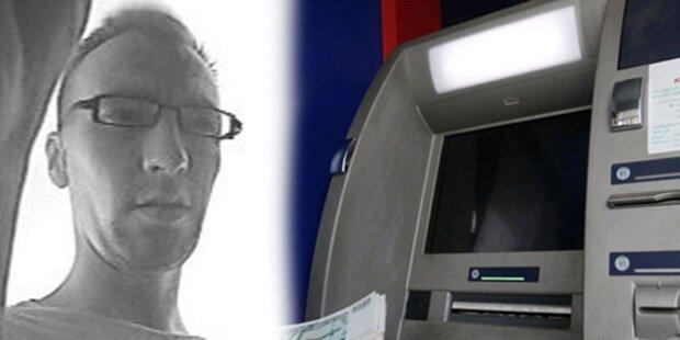 Polizei sucht rumänische Bankomat-Bande