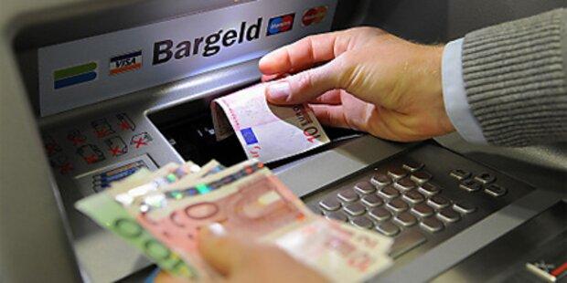 Bankomat-Bande scheitert in Krems