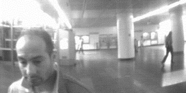 Polizei sucht diesen Bankomatkarten-Dieb