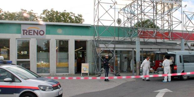 Bankomat in Oberpullendorf gestohlen