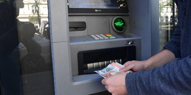 Schutz vor Bankomatkarten-Betrug im Ausland