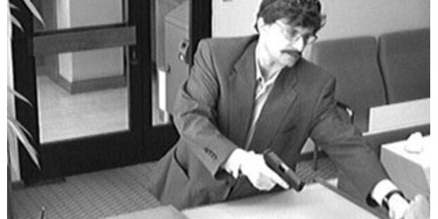 Polizist als mutmaßlicher Bankräuber gefasst