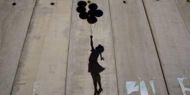Straßenkünstler Banksy demaskiert!