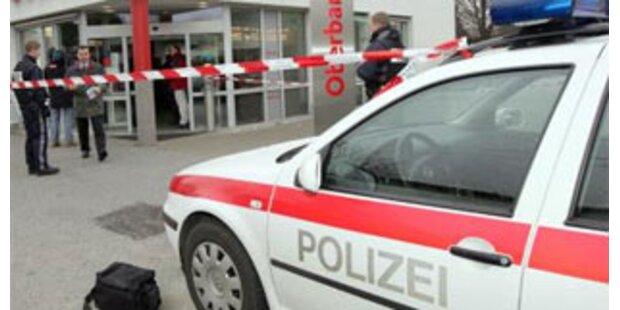 Polizei fasst Bankräuber in Vorarlberg