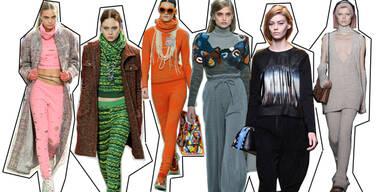 Fashion-Trend Jogginghose