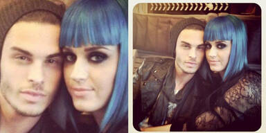 Baptiste Giabiconi , Katy Perry