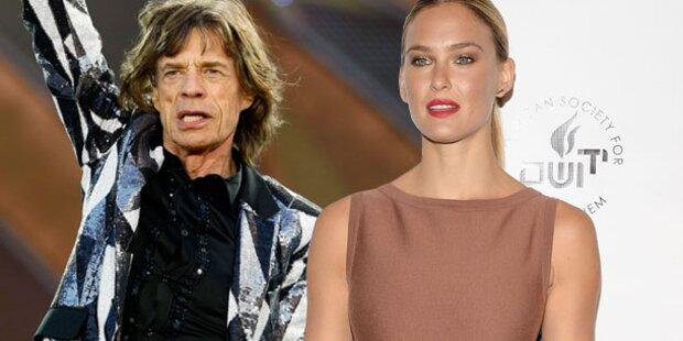 Refaeli: Trennung, weil sie mit Jagger tanzte