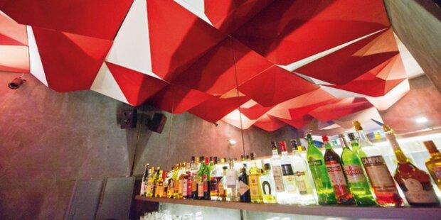 Neue Design-Bar mitten in Mariahilf