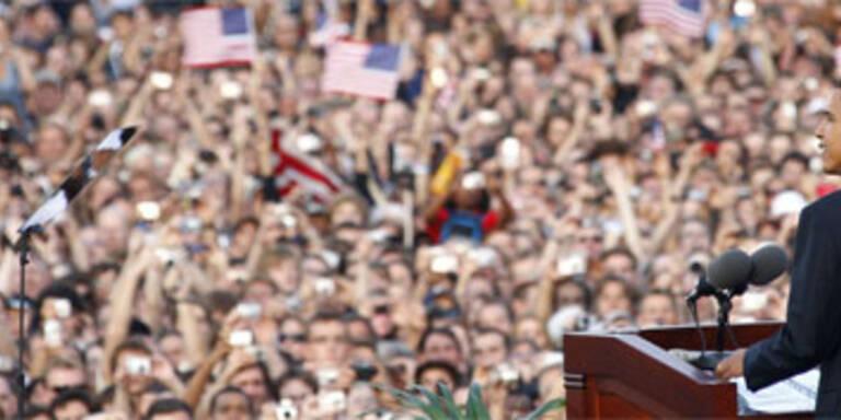 200.000 bei Obama-Rede in Berlin