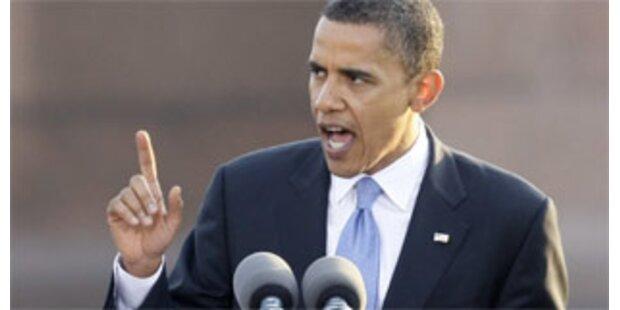 Auszüge aus Obamas Berliner Rede im Wortlaut