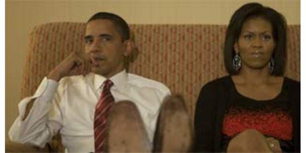 Nur mehr leiser Sex für Obama