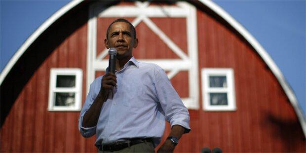 Obama verspricht neue Arbeitsplätze