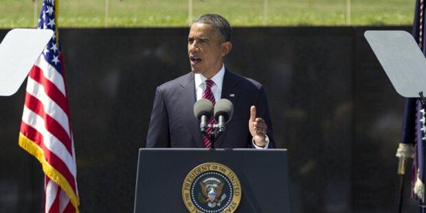 Obama: Nur noch