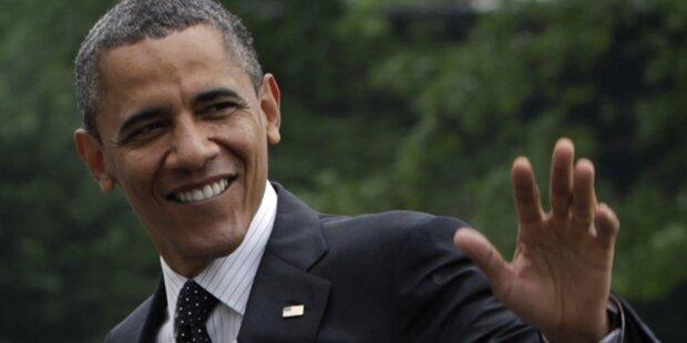 Ex-Freundin: Obama war zärtlicher Lover