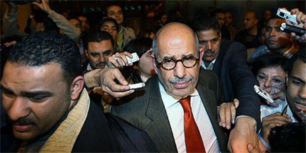 ElBaradei sieht ägyptische Armee kritisch
