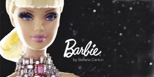 Teuerste Barbie der Welt wird versteigert