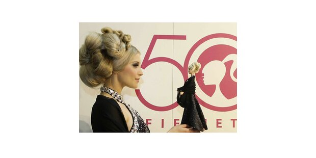 Barbie wird 50