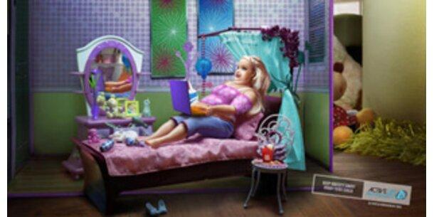 """""""Ich möchte nicht so dick wie Barbie sein"""""""