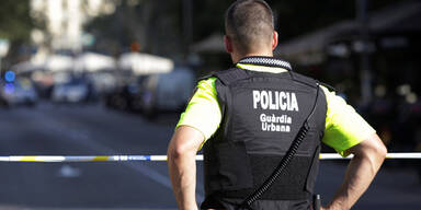 Barcelona Policia