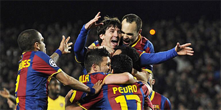 Puls 4 sichert sich Champions League
