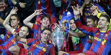 Barca zaubert sich zum CL-Titel
