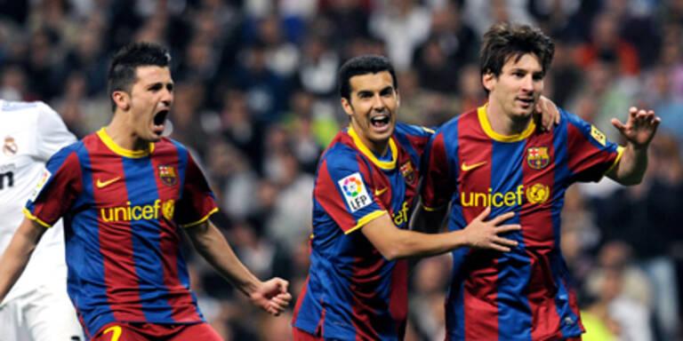 Barcelona wieder spanischer Meister